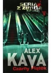 Okładka książki Czarny piątek Alex Kava