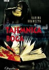Okładka książki Tajemnica Boga Karina Krawczyk