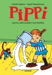 Okładka książki Pippi zawsze sobie poradzi i inne komiksy Astrid Lindgren