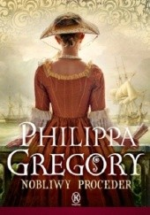 Okładka książki Nobliwy proceder Philippa Gregory