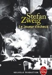 Okładka książki Le Joueur d'échecs Stefan Zweig