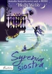Okładka książki Syrenia siostra Holly Webb