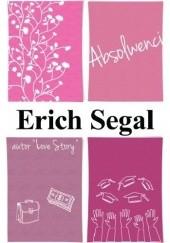 Okładka książki Absolwenci Erich Segal