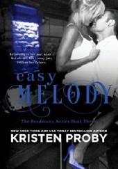 Okładka książki Easy Melody Kristen Proby