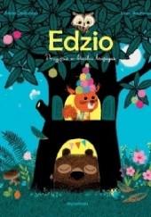 Okładka książki Edzio. Przyjęcie w blasku księżyca Marc Boutavant,Astrid Desbordes