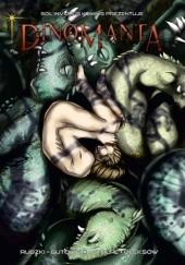 Okładka książki Dinomanta #01