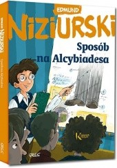 Okładka książki Sposób na Alcybiadesa Edmund Niziurski