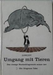 Okładka książki Umgang mit Tieren Loriot