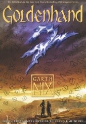 Okładka książki Goldenhand Garth Nix