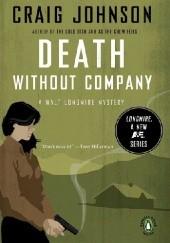 Okładka książki Death Without Company Craig Johnson