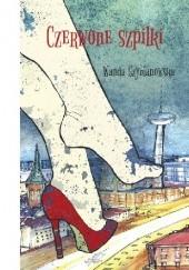 Okładka książki Czerwone szpilki Wanda Szymanowska