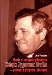 Okładka książki Skarb w naczyniu glinianym. Ksiądz Zygmunt Trella - proboszcz i pielgrzym z Mechowa Jan Perszon