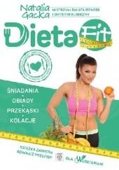 Okładka książki Dieta Fit Natalia Gacka