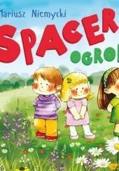 Okładka książki Spacer po ogrodzie Mariusz Niemycki