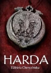 Okładka książki Harda Elżbieta Cherezińska