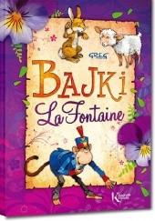 Okładka książki Bajki. La Fontaine Jean de La Fontaine
