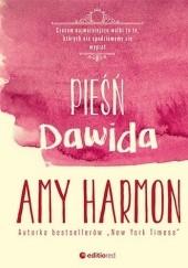 Okładka książki Pieśń Dawida Amy Harmon