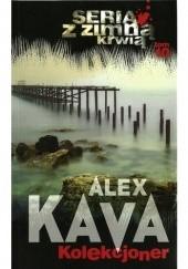 Okładka książki Kolekcjoner Alex Kava