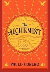 Okładka książki The Alchemist Paulo Coelho