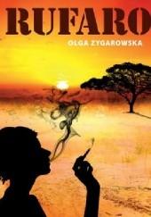 Okładka książki Rufaro Olga Zygarowska