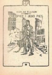 Okładka książki Chłopiec i jego pies Harlan Ellison