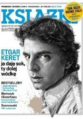 Okładka książki Książki. Magazyn do czytania, nr 2 (21), czerwiec 2016 Etgar Keret,Redakcja magazynu Książki