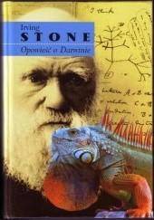 Okładka książki Opowieść o Darwinie Irving Stone