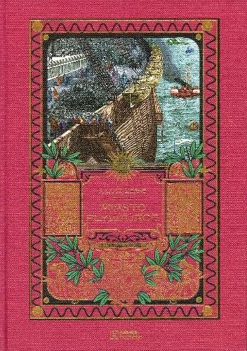 Okładka książki Miasto pływające Juliusz Verne
