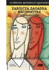 Okładka książki Zabójcza zagadka matematyka Jordi Sierra i Fabra