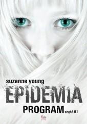 Okładka książki Epidemia Suzanne Young