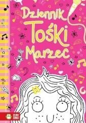 Okładka książki Dziennik Tośki Marzec Annie Kelsey