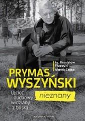 Okładka książki Prymas Wyszyński nieznany Marek Zając