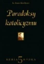 Okładka książki Paradoksy katolicyzmu Robert Hugh Benson
