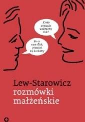 Okładka książki Rozmówki małżeńskie Zbigniew Lew-Starowicz