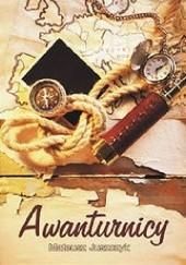 Okładka książki Awanturnicy Mateusz Juszczyk