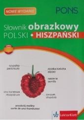 Okładka książki Słownik obrazkowy polsko-hiszpański praca zbiorowa
