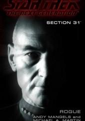 Okładka książki Rogue: Section 31 Andy Mangels,Michael A. Martin