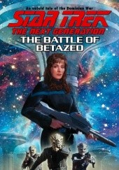Okładka książki The Battle of Betazed Susan Kearney, Charlotte Douglas