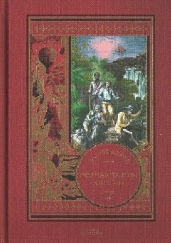 Okładka książki Piętnastoletni kapitan - cz. 1 Juliusz Verne