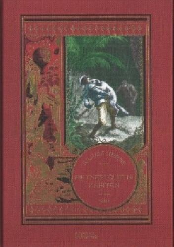 Okładka książki Piętnastoletni kapitan - cz. 2 Juliusz Verne