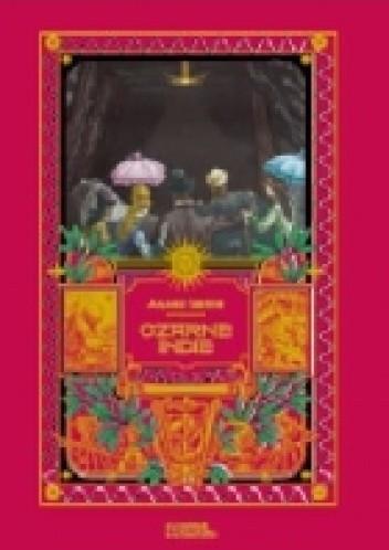 Okładka książki Czarne Indie Juliusz Verne