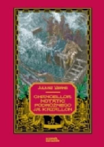 Okładka książki Chancellor. Notatki podróżnego J.R. Kazallon Juliusz Verne