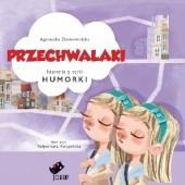 Okładka książki Przechwalaki Agnieszka Zimnowodzka