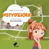 Okładka książki Wstydziołki Agnieszka Zimnowodzka