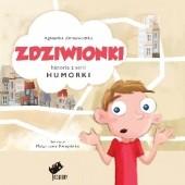 Okładka książki Zdziwionki Agnieszka Zimnowodzka