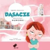 Okładka książki Dąsacze Agnieszka Zimnowodzka