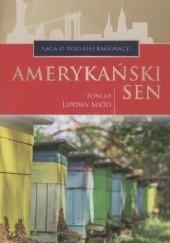 Okładka książki Lipowy miód Marian Piotr Rawinis