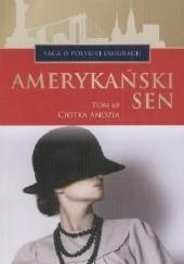 Okładka książki Ciotka Andzia Marian Piotr Rawinis