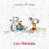 Okładka książki Lato Mikołajka