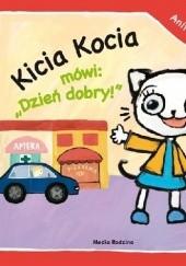 Okładka książki Kicia Kocia mówi: Dzień dobry Anita Głowińska